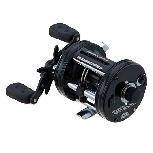 Abu Garcia CS Pro Rocket Black Edition 6500CSBPROROCKET