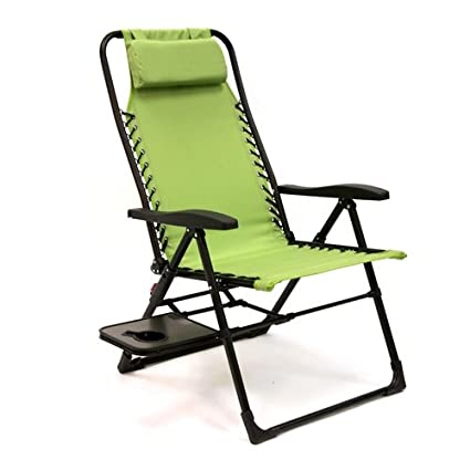 Companion Sunbrella Anti-Gravity Chair with Side Table  sc 1 st  Amazon.com & Amazon.com : Companion Sunbrella Anti-Gravity Chair with Side Table ...