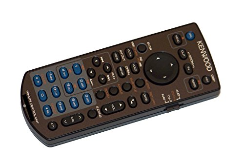 OEM Kenwood Remote Control: DNX892, DNX893S, DNX994S, DNX9960, DNX9980HD by GenuineOEMKenwood
