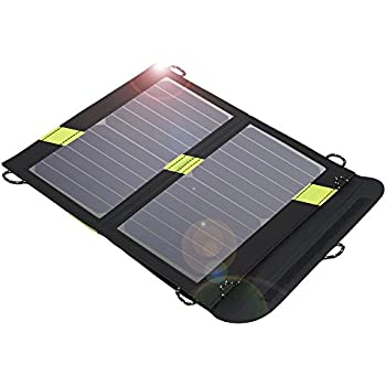 Amazon Com Solar Panel Allpowers Solar Charger 15w Dual