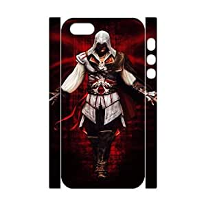 iphone5s Phone Case White Assassin's Creed II ZCC573140