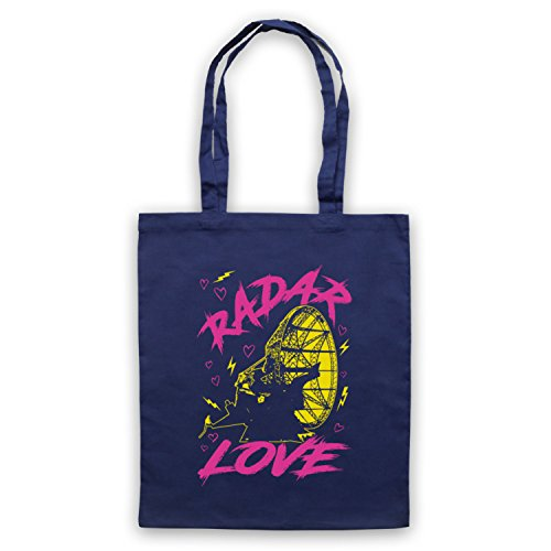 Golden Earring Radar Love Bolso Azur Marino