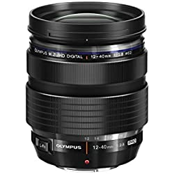 Olympus M Zuiko Digital ED 12-40mm f/2.8 Pro Interchangeable Lens - International Version (No Warranty)