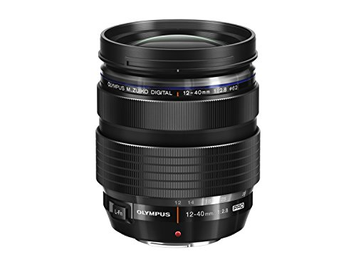Olympus M Zuiko Digital ED 12-40mm f/2.8 Pro Interchangeable Lens  – International Version (No Warranty)