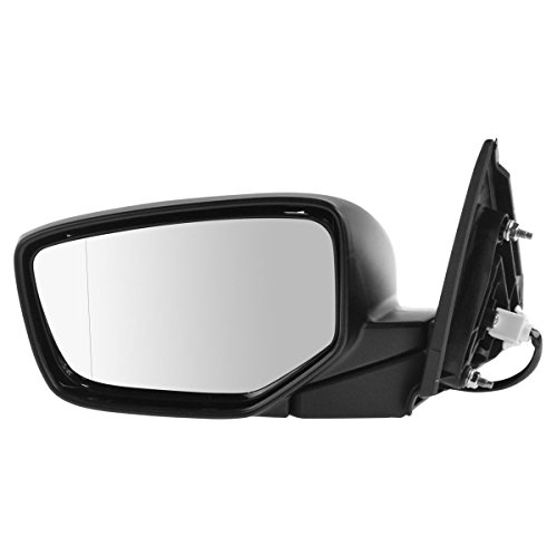 Power Mirror LH Left Driver Side for Honda Accord 4dr (4dr Side Mirror)