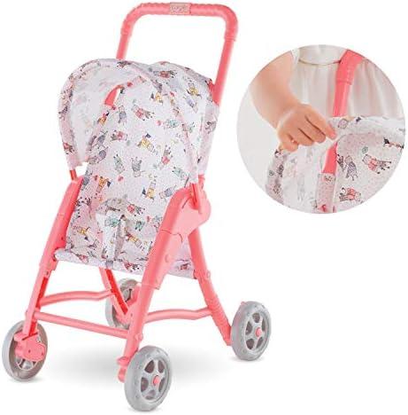 Corolle – Mon Premier Poupon Baby Doll Stroller for 12″ Dolls