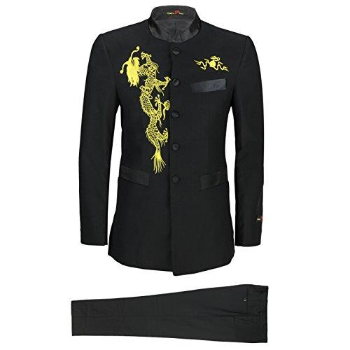 Xposed - Costume - Uni - Homme noir noir Auditor's Target Value