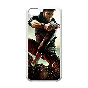 splinter cell conviction wide iPhone 5c Cell Phone Case White xlb2-333575