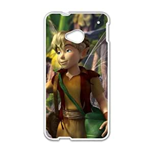 HTC One M7 Phone Case White Fairies Terence DXW6767601