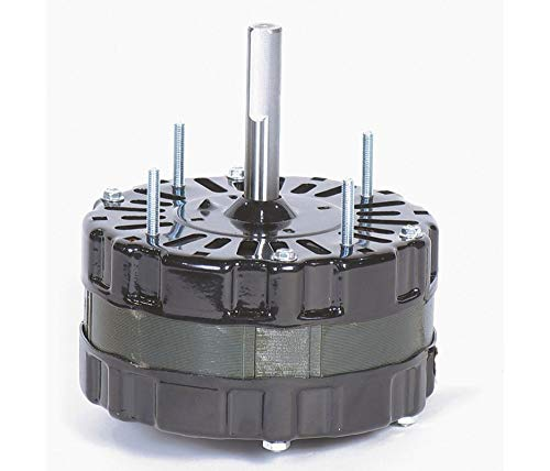 Dayton Unit Heater Motor A0516B2595 1/10 hp 1300 RPM 4.2 amps 120V Model 1VLD1 (0.1 Hp Motor)
