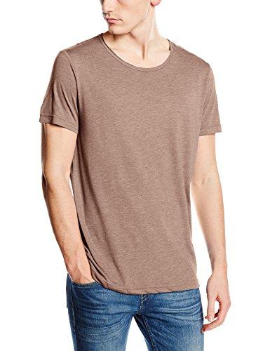 Marron vintage Apparel Stedman Brown Homme Shirt A4CCvq