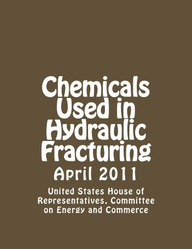 Download Chemicals Used in Hydraulic Fracturing ebook