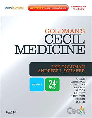 Goldman's Cecil Medicine: Includes Quick Reference Video Access Codes