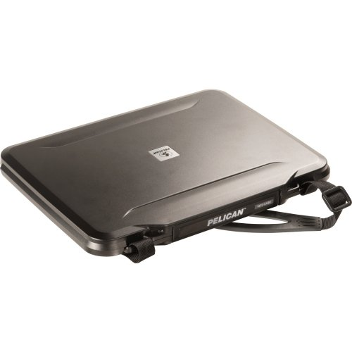 Pelican Products, Inc - Pelican 1070Cc Carrying Case For 13'' Notebook - Black - Crush Proof, Dust Proof - Acrylonitrile Butadiene Styrene (Abs), Polycarbonate ''Product Category: Accessories/Carrying Cases''