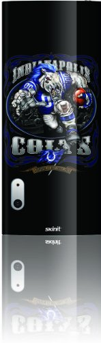 Nfl Ipod Nano Cover (Skinit Protective Skin for iPod Nano 5G (Illustrated Indianapolis Colt Running Back))