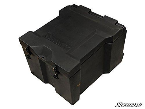 atv rear storage box with cooler - 2