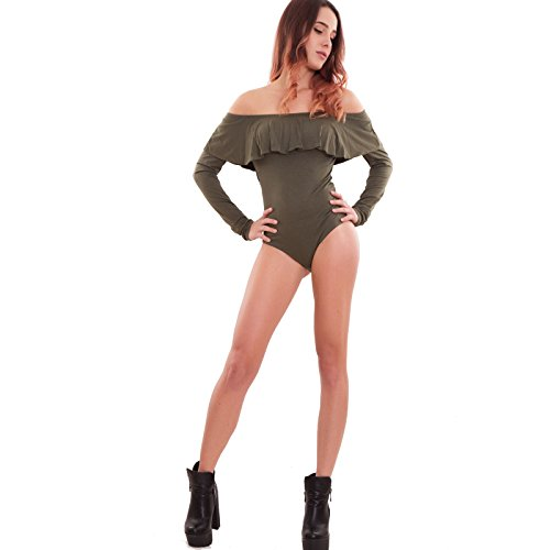 Toocool - Body - para mujer Verde