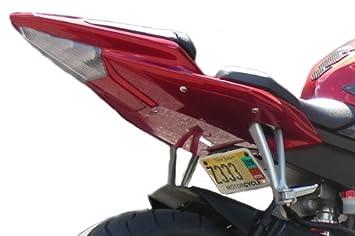 Yamaha 2008 – 2016 R6 Luz trasera integrada, eliminador de guardabarros y luz de matrícula