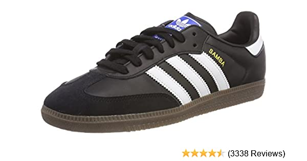 new arrival 14390 7bc1d Amazon.com   adidas Performance Men s Samba Classic Indoor Soccer Shoe    Running