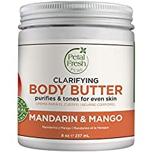 Petal Fresh Pure Clarifying Mandarin & Mango Body Butter