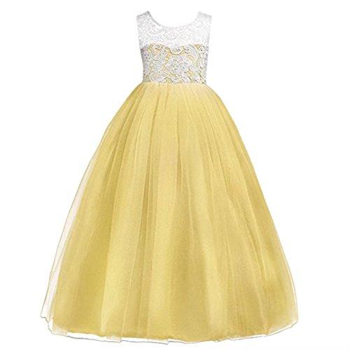 fall flower girl dresses wedding - 2