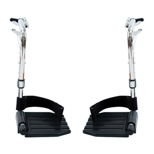 Invacare Footplate Footrest for Standard Wheelchair - Composite Footplate - T93AC