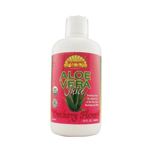 (Dynamic Health Aloe Vera Cranberry 32 Fz)