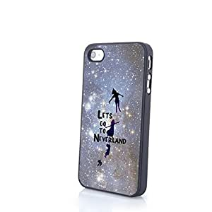 (M12008) Let's Go to Neverland Fantastic Design For Apple Iphone 5C Case Cover Plastic Cover Protector Matte Shell - Thin Clear and Good Quality (For Apple Apple Apple Iphone 5C Case Cover Case Cover Case Cover)