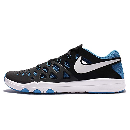 low priced 9d65a a14da Nike Mens 843937-002 Fitness Shoes, Black (BlackBlue Glow-White), 39 39  EU Amazon.co.uk Shoes  Bags