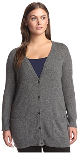 Plus Size Cashmere Sweaters - 9