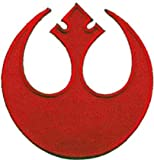 iron on patch star wars - Star Wars Rebel Alliance Patch Embroidered Iron on Hat Jacket Hoodie Backpack Ideal for Gift /7.5cm(w) X 7.5cm(h)
