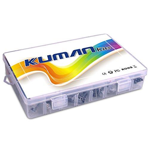 kuman K5-USFor Arduino Raspberry pi Sensor kit, 37 in 1 Robot Projects Starter Kits with Tutorials for Arduino UNO RPI 3 2 Model B B+ K5 by kuman (Image #5)