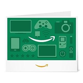 Amazon Gift Card - Print - Game Icons (B01LX09NO0) | Amazon price tracker / tracking, Amazon price history charts, Amazon price watches, Amazon price drop alerts