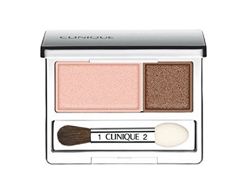 Clinique All About Shadow Duo - Strawberry Fudge by Clinique