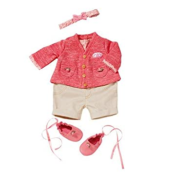 Zapf Baby Annabell Doll Deluxe Lovely Knit Outfit Baby Annabell