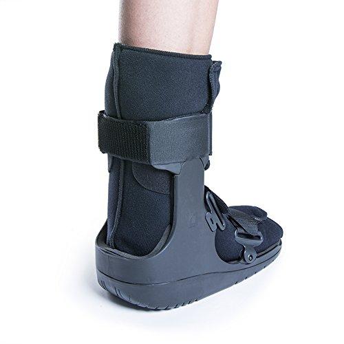 Ossur Air Equalizer Low Top Walking Boot - Medium - Black