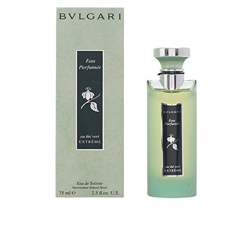 Bvlgari Au The Vert Extreme Eau de Toilette Spray for Women, 2.5 (Bvlgari Eau Parfumee Au The Vert)