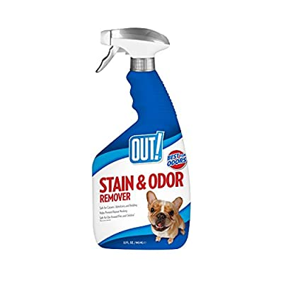 OUT! PetCare Out! Pet Stain and Odor Remover, 32 Ounce