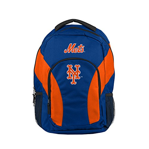 (Concept One Accessories MLB New York Mets Draftday Backpack, Royal, 18'')