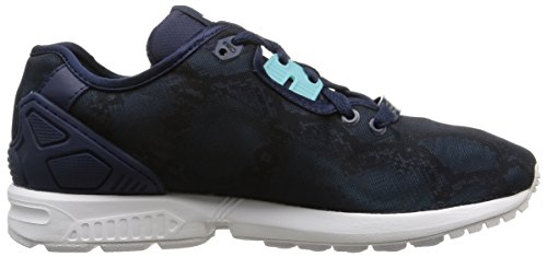 huge discount c1f08 473c8 Aqua Flux light Zx ftwr Night Para Decon W Mujer White Adidas Zapatillas  Indigo 4gHav