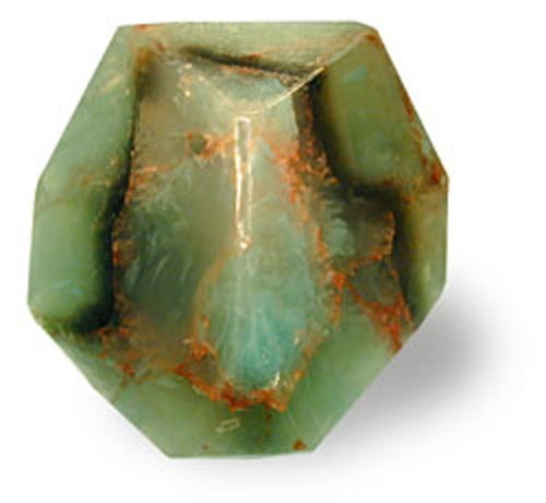 Jade Soap Rock (Imperial Green Gem)
