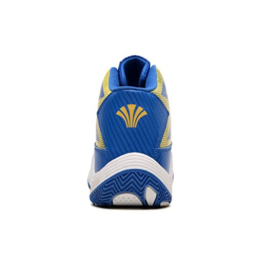 All Star Shoes Mid Performance Running Basketball Men's Sneaker Blue Trail Sport Superstar Casual HdwR5HqTx