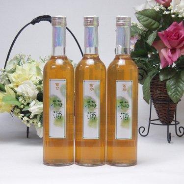 500ml×12本井上酒造 南高梅を漬け熟成した梅酒 百助(大分県) 12本セット B0052BT9DG