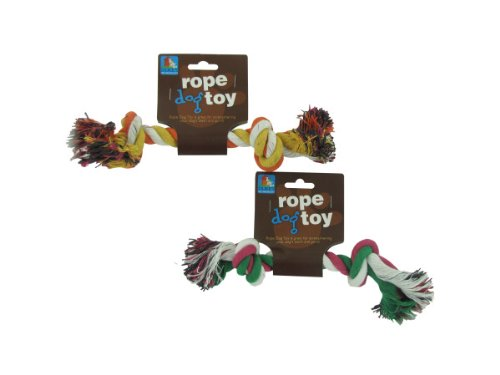 Bulk Buys Rope dog toy Case Of 24 by ()