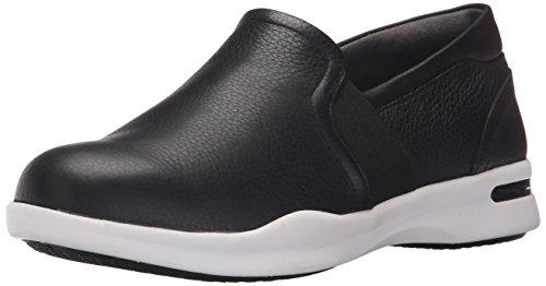 SoftWalk US Shoe Leather 9 Black Nappa 0 Women's Vantage Black M Tumbled xErqwr0gC