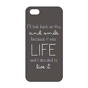 Evil-Store travel life 3D Phone Case for iPhone 5s wangjiang maoyi