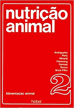 Nutrição animal : Alimentação animal - 9788521300601