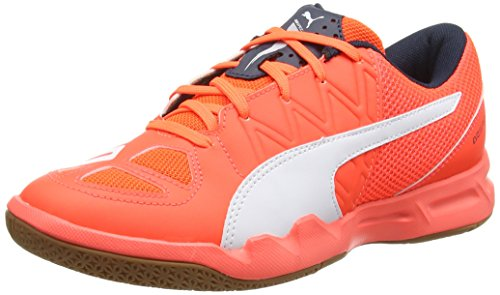 Indoor Eclipse Mixte Adulte Blast Orange 5 Evospeed lava 4 total white Chaussures Multisport Puma S65c0Oxqw5
