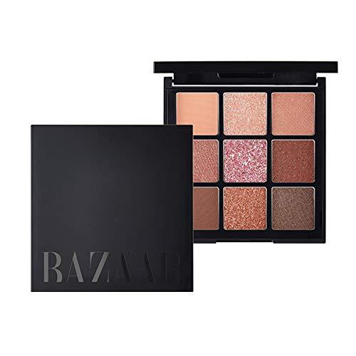 [Bazaar] Harper's Icon Star Eye Palette 9 Colors 8g