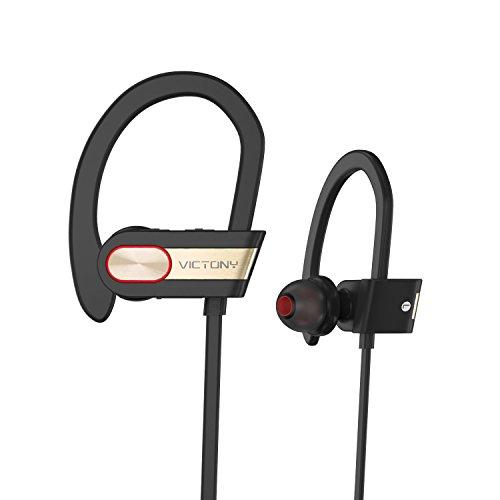 VICTONY Bluetooth Headphones Wireless Sweatproof